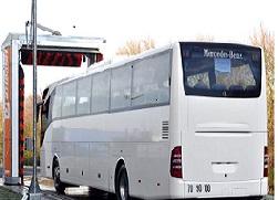 lavaggio autobus